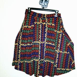 LuLaRoe Tribal Skirt